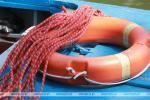 У Гродне мужчына паспрабаваў пераплыць возера і ледзь не патануў