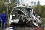 Не менее 7 человек погибли в ДТП с автобусом в Ярославской области