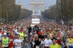 Парижский марафон из-за коронавируса перенесен на 15 ноября
