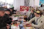 Вялікі беларускі стэнд прадстаўлены на кніжным фестывалі ў Маскве