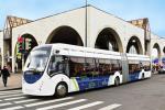 «Белкоммунмаш» поставил 10 сочлененных электробусов к II Европейским играм