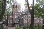 Адраджэнне Мінскага Свята-Аляксандра-Неўскага храма