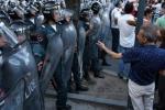 Все задержанные в Ереване демонстранты освобождены