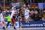 Беларускія гандбалісты прайгралі трэці матч чэмпіянату свету
