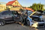 У Казахстане кіроўца пратараніў блокпост, загінулі двое паліцэйскіх