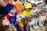Наталля Качанава павіншавала выхаванцаў Дзіцячага гарадка ў Мінску