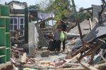 Ахвярамі землетрасення на востраве Ламбок у Інданезіі сталі 460 чалавек