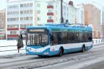 Новы тралейбусны маршрут адкрылі ў віцебскім мікрараёне Білева
