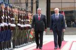 Президенты Беларуси и Таджикистана обсуждают вопросы двустороннего взаимодействия