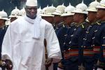 Як завяршылася ў Гамбіі барацьба за ўладу?