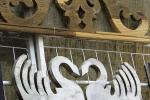Выпушчана кніга, прысвечаная традыцыям разьбянога дэкору