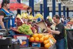 Якія ягады на рынку самыя дарагія і самыя танныя?