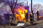 У Гродзенскай вобласці гібель людзей на пажарах знізілася амаль у 2 разы