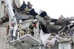 Поисковая операция на месте взрыва газа в жилом доме в Шахтах завершена