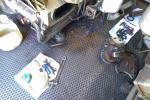 У Маладзечанскім раёне мужчына атруціўся парамі аміяку, калі мяняў фільтр кампрэсара халадзільнай устаноўкі
