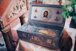 Правіцу вялікапакутніка Дзімітрыя Салунскага прывязут у суботу ў Мінск