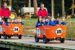 Цягнік у Нідэрландах збіў электракар для школьнікаў. 4 дзіцяці загінулі