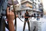 НАТА афіцыйна адмовілася ўдзельнічаць у вайне супраць Сірыі