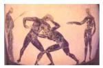 Расія заклікала абвясціць алімпійскае перамір'е