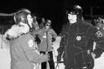 Аляксандр Лукашэнка і Дзмітрый Мядзведзеў разам пакаталіся на лыжах