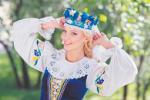 Беларуска стала віцэ-каралевай прыгажосці сярод студэнтак ВНУ 8 краін