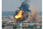 Ізраіль і Газа зноў абмяняліся ракетнымі ўдарамі