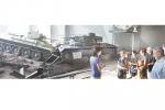 Партызанская зброя: музей знаёміць з калекцыяй