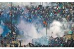 Пройгрыш зборнай Аргенціны выліўся ў масавыя беспарадкі