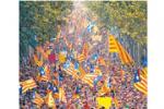 Барселона патрабуе незалежнасці для Каталоніі