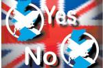 53% шатландцаў выступілі супраць аддзялення ад Вялікабрытаніі