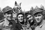 Хвастатыя акцёры, або 5 самых вядомых сабак савецкага кінематографа