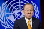Пан Гі Мун: «У змены клімату няма пашпарта: выкіды ў адным месцы пагаршаюць становішча ў любым іншым»