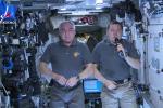 Белорусских ученых поздравили с космоса