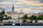 Около 20 человек пострадали в ходе беспорядков в Белграде