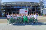 У фінале WorldSkills Belarus каманда Гомельскай вобласці заваявала 14 медалёў