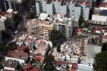 Число жертв землетрясения в Мексике достигло 230