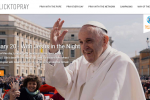 Ватыкан запусціў дадатак для малітваў з Папам Рымскім