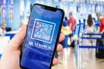 Нацыянальны аэрапорт Мінск запусціў электронны пасадачны талон