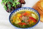 Узбекская кухня. Что найти суждено — на дороге лежит