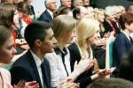 Па працаўладкаванні выпускнікоў БДУ аказаўся сярод лідараў