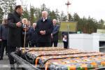 Лукашэнка азнаёміўся з айчыннымі распрацоўкамі ў сферы электратранспарта