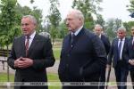 Лукашэнка: Разам сышліся чатыры «пандэміі» — у ахове здароўя, эканоміцы, палітыцы і на інфармацыйным полі