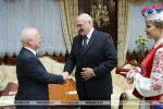 Президент Беларуси Йозефу Мигашу: Редко такие послы встречаются, которые действуют иногда по воле сердца
