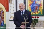 Лукашэнка— жыхарам сяла: Выз'яўляецеся апорай стабільнасці нашай дзяржавы