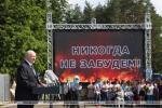 Президент: Нет более мирных людей, чем белорусы