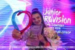 На детском «Евровидении-2019» Беларусь представит 14-летняя минчанка Елизавета Мисникова