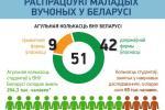Распрацоўкі маладых вучоных у Беларусі