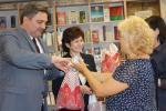 46 найменняў кніг атрымала ў падарунак Глушанская сельская бібліятэка