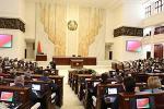 Першая сесія абедзвюх палат абноўленага беларускага парламента адкрыецца 6 снежня
