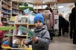 У Бабруйску адкрылася новая кнігарня «Светач»